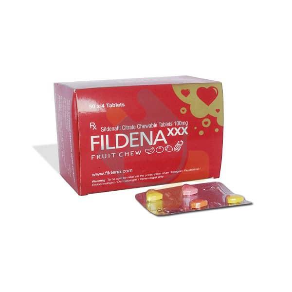 Fildena Chewable 100mg online