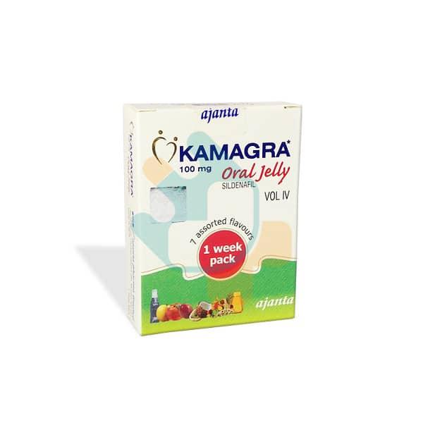 Kamagra Oral Jelly Online