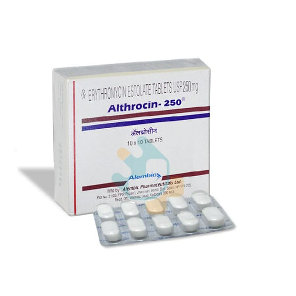 Althrocin 250mg online