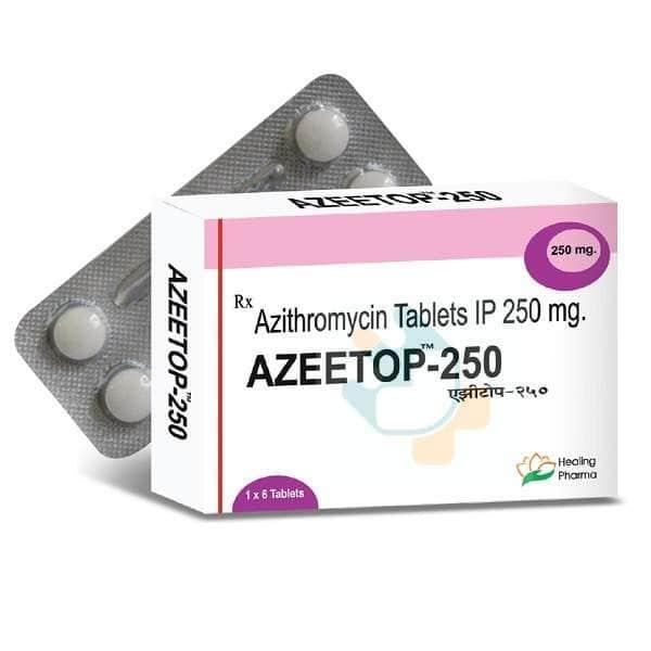 Azeetop 250mg Online