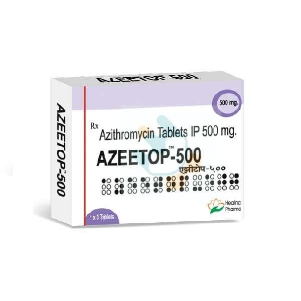 Azeetop 500mg Online