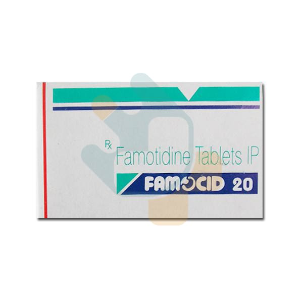 Famocid 20mg Online