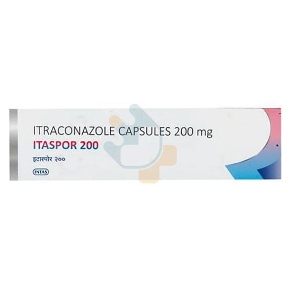 Itaspor 200mg online