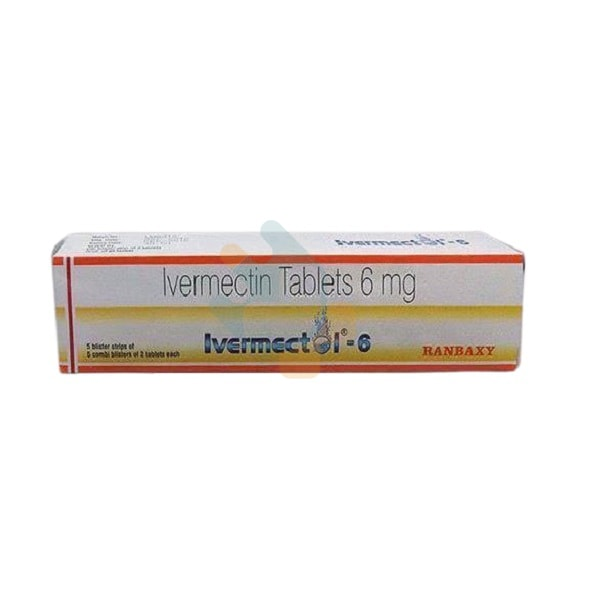 Ivermact 6mg online