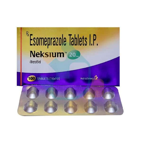 Neksium 20mg Online