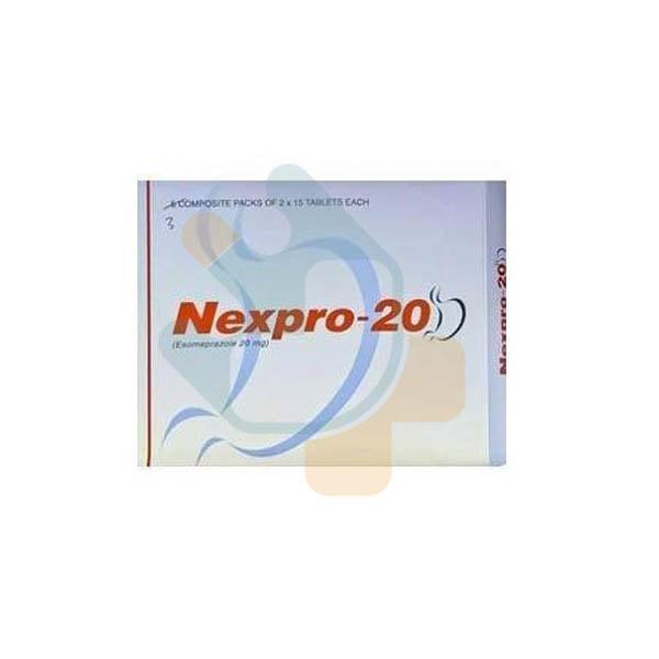 Nexpro 20mg online