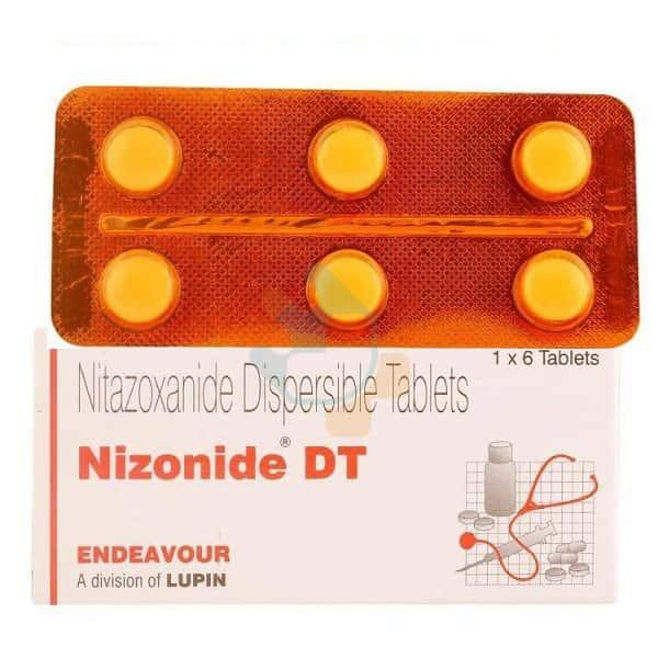 Nizonide DT 200mg online