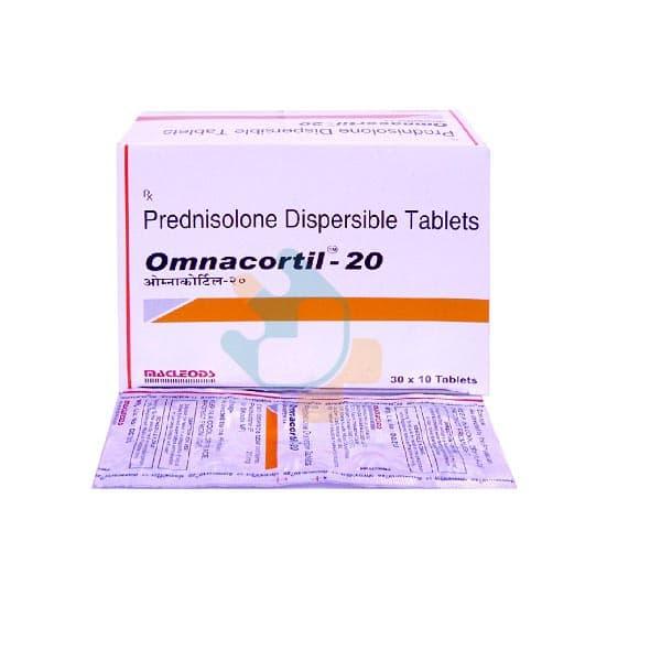Omnacortil 20mg online