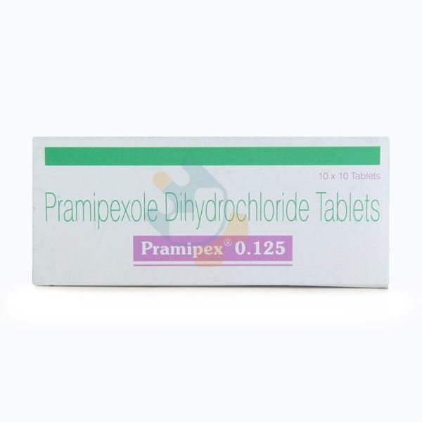 Pramipex 0.125mg online