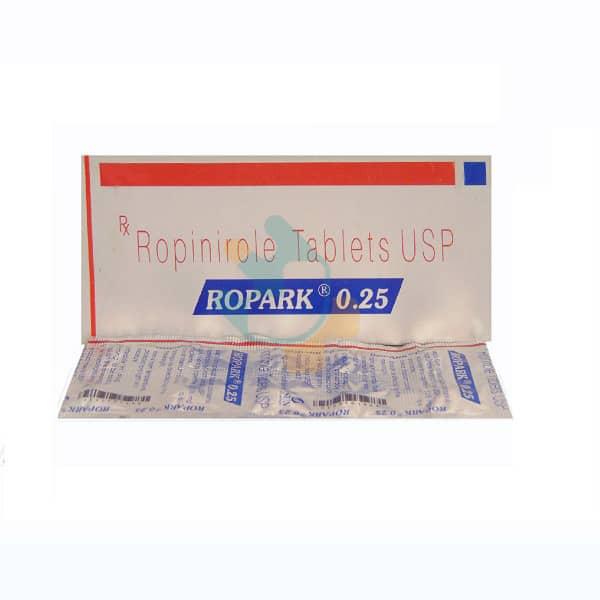 Ropark 0.25mg online
