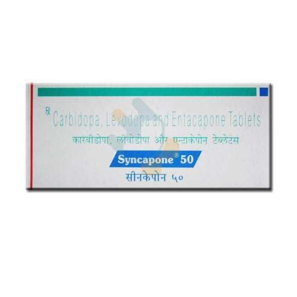 Syncapone 50mg online