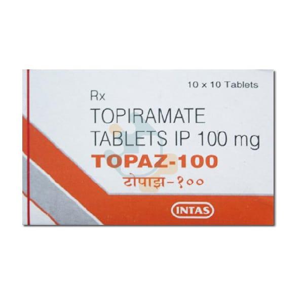 Topaz 100mg online