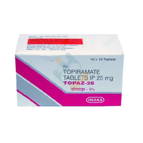 Topaz 25mg online