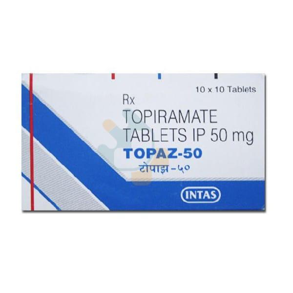 Topaz 50mg ONLINE