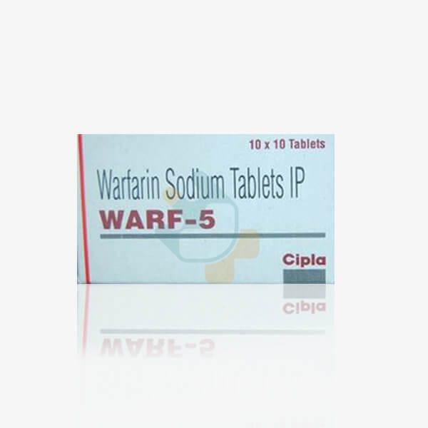 Warf 5mg online