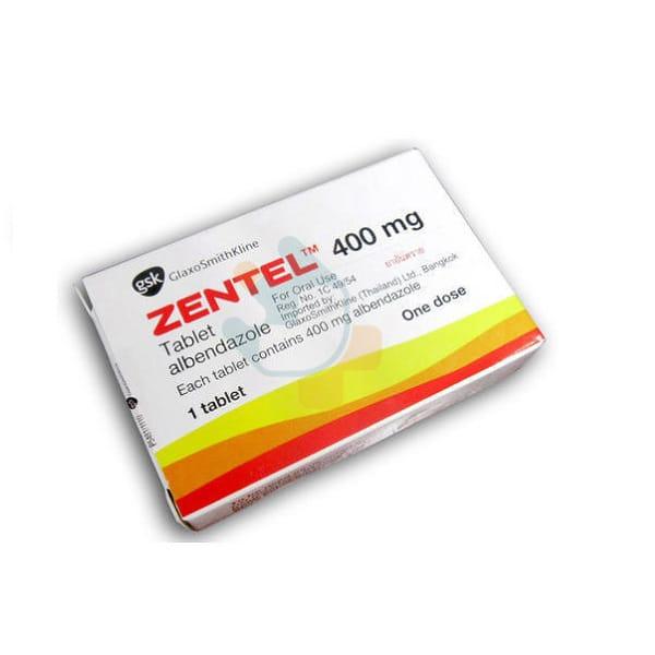 Zentel 400mg online