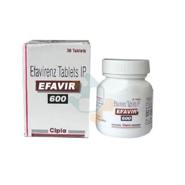 Efavir 600mg online