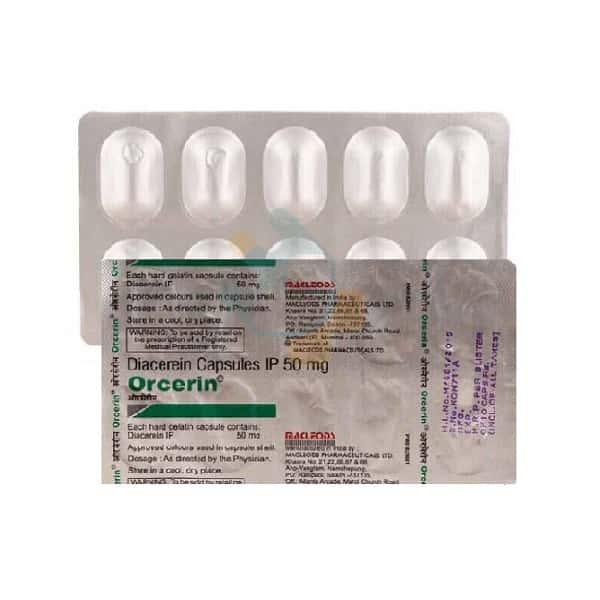 Orcerin 50mg online